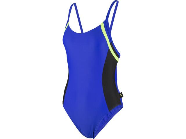 speedo Hydractive Badpak Dames, blauw